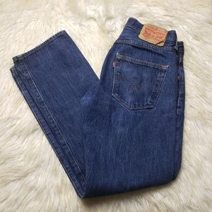 Levi's 501 Button Fly Jeans Size 29